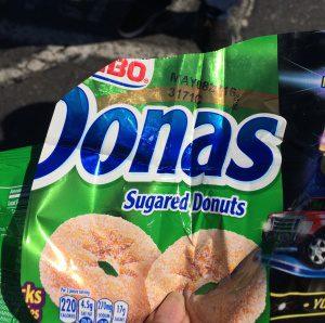 Donas Sugared Donuts