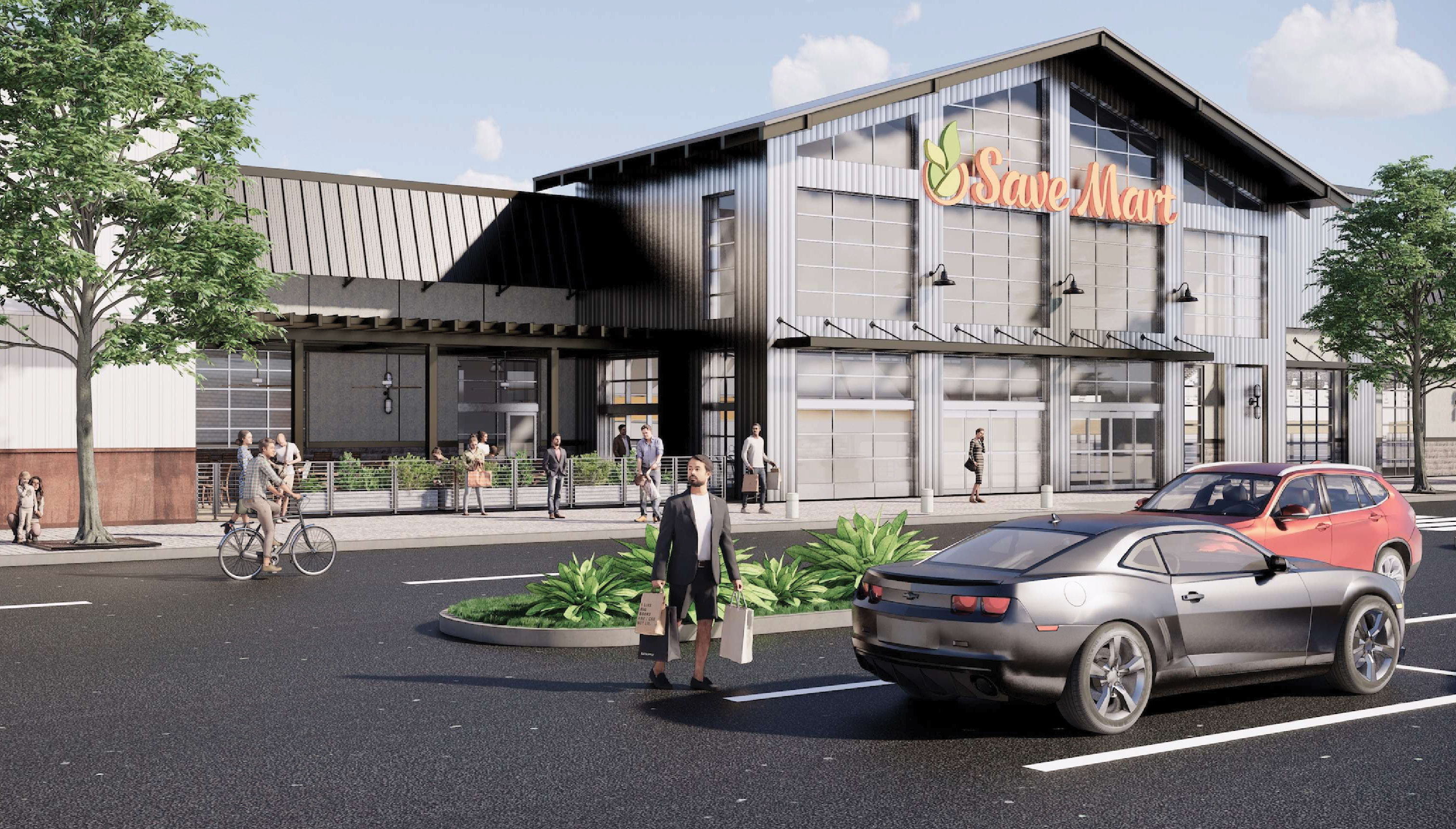 Save Mart's Commitment to Redding Extends Beyond the Walls of its New Store